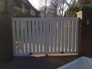 Nieuwe poort Oosterbeek
