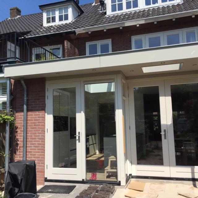 Nieuwe aanbouw plaatsen in Arnhem